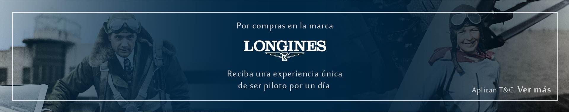 Experiencia Vuelo Longines