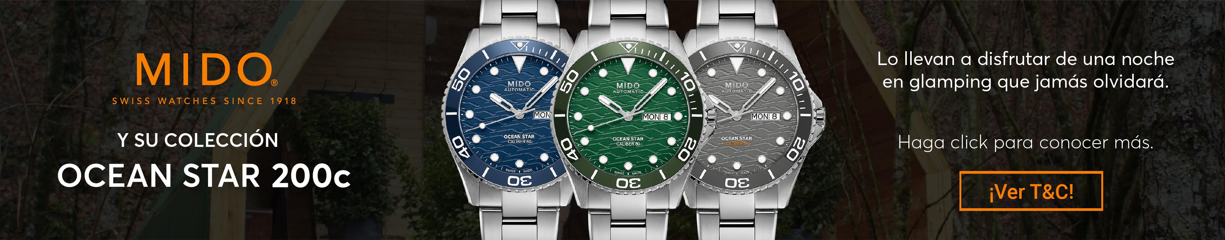 Relojería para Mujer