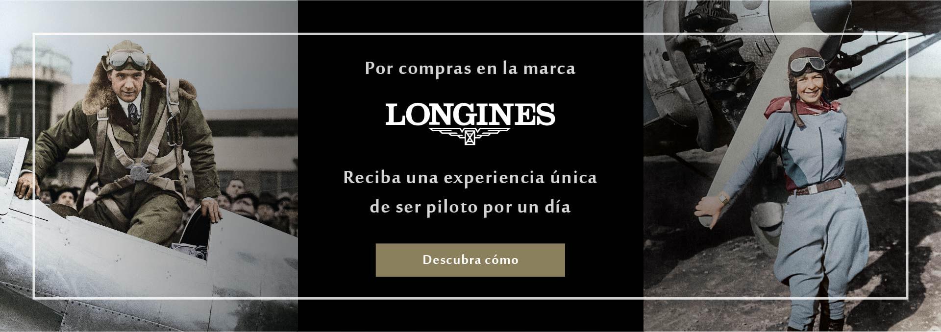 Relojes Longines Spirit